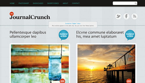 پوسته journalcrunch