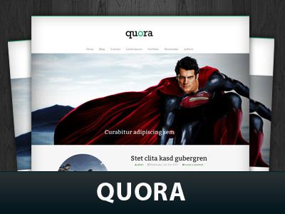 پوسته Quora