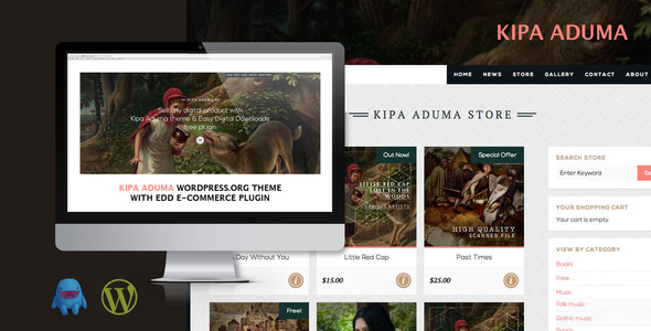 Kipa Aduma–EDD Shop and Blog